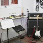The Guitar Area